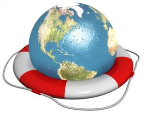 Wereld redden = bedrijf redden